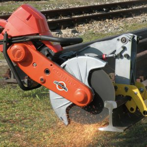 rail saw automatic cutter hydraulic winnipeg manitoba provider seller lease