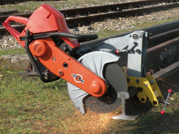 rail saw automatic cutter hydraulic winnipeg manitoba provider seller lease