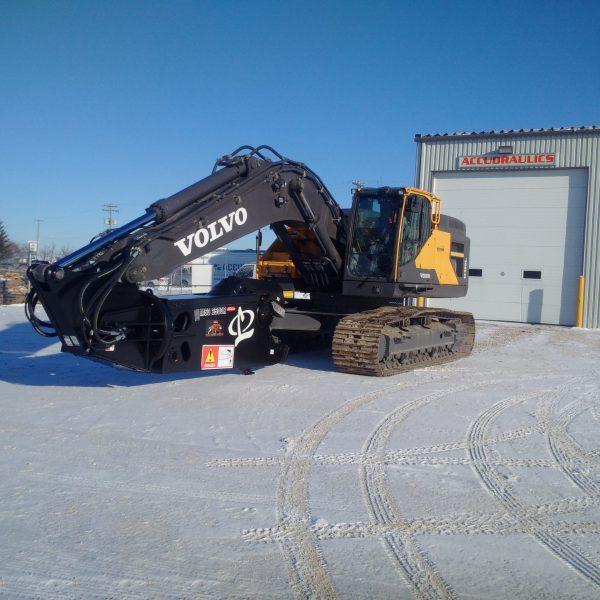 Labounty Shear Yard Installed 2500 service install repair
