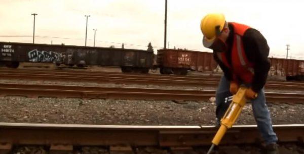 hydraulic railroad tool rental and leasing tie tamper