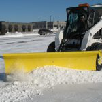 skid steer blade attachment snow removal for sale lease winnipeg dealer parts