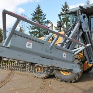 gilbert brushcutter large excavator attachment