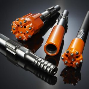 hydraulic rock drill bits steel tools brunner lay dealer sales retail