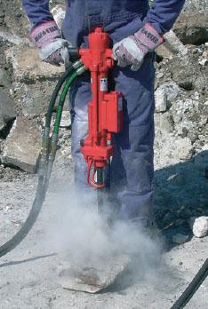 hydraulic hand held rock drill winnipeg sales and service