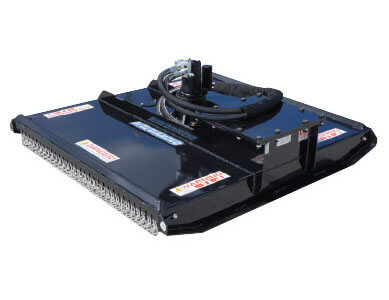 mini blue diamond hydraulic attachments brush cutter sales leasing leases financing available