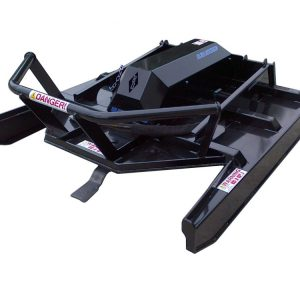 brush cutter for skid steer