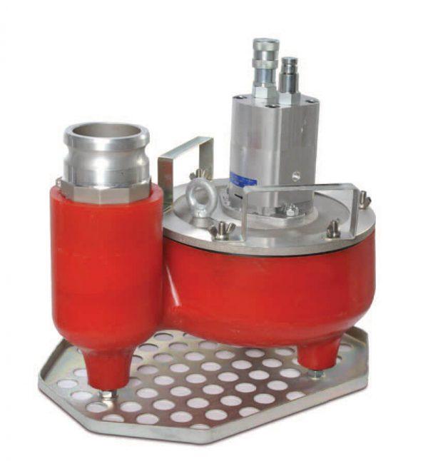 sludge pump hydraulic submersible stanley repair sales dealership TP30