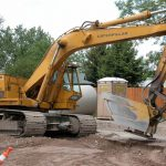 mounted hydraulic tool attachment heavy duty