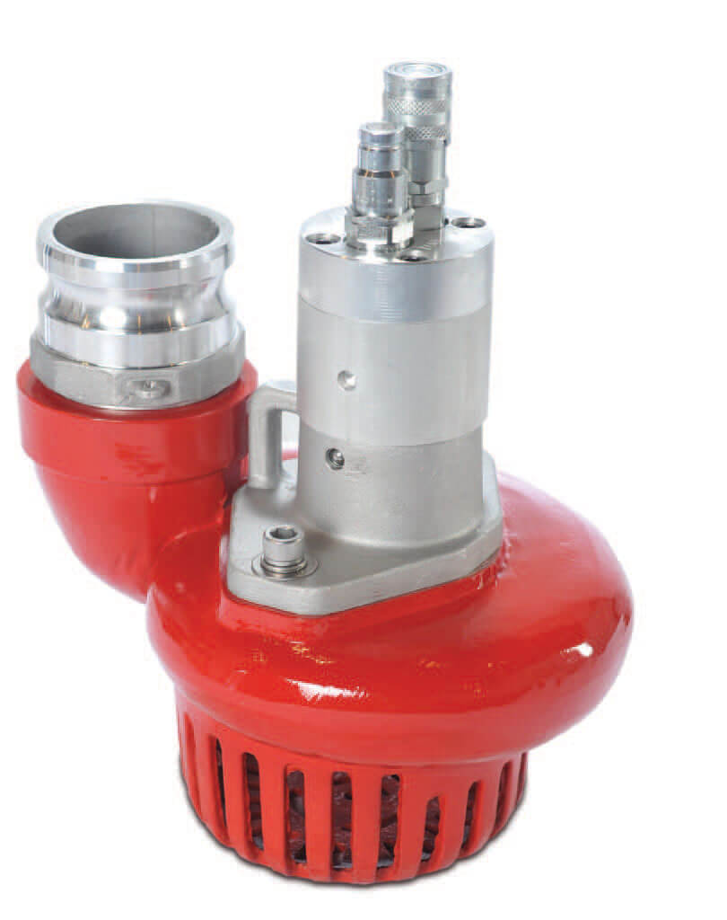 hdi submersible pump hydraulic new quality sales