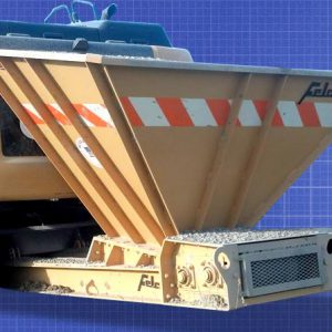 bedding conveyor sunny tight quarters road construction innovative tools attachments