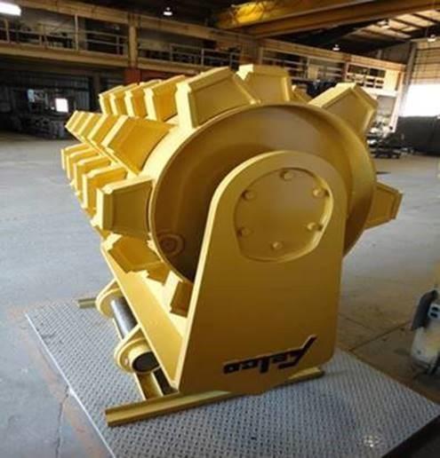 "felco 42"" compactor - hydraulic tool dealer reseller winnipeg"