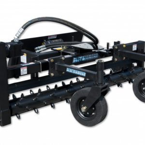 rent buy lease hydraulic rake attachment blue diamond dealer in Winnipeg