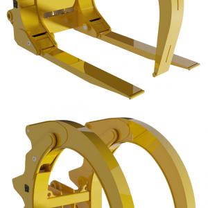 log peelers hydraulic attachments winnipeg sales rentals servicing
