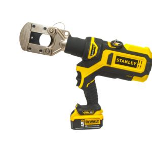 cordless crimpers from Stanley dealer for sale rent lease dewalt battery pack