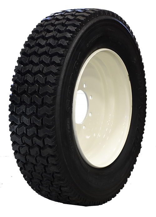 Snow Tires for Skid Steers and Bobcats - Accudraulics