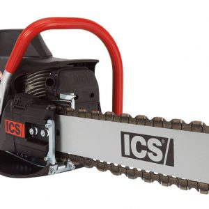 Concrete Diamond Chainsaw gas power ICS