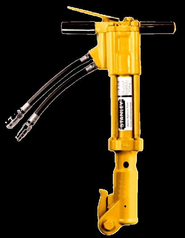 underwater jackhammer breaker from stanley