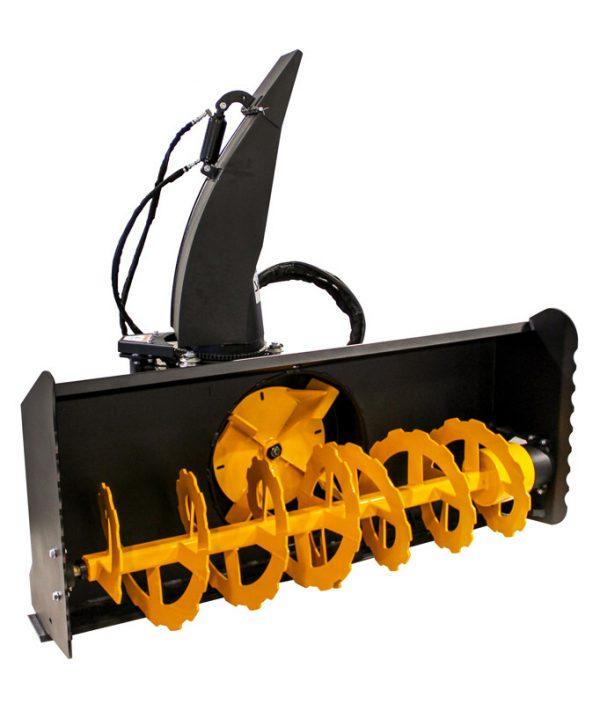 mounted snowblower erskine attachment