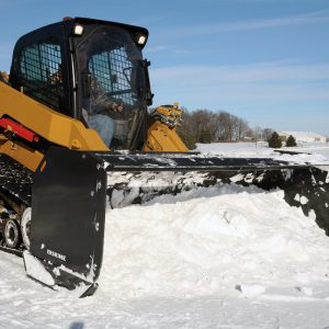 erskine reseller of heavy duty snow bucket plow scoop