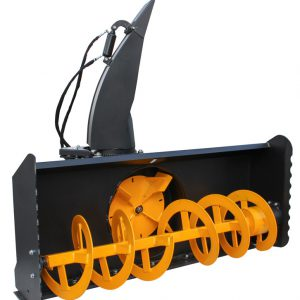 skid steer mounted snow blower erskine
