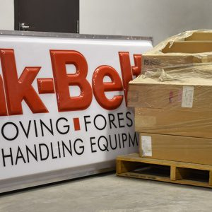 linkbelt parts for excavator on sale
