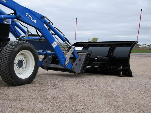 tractor hydraulic snow blade blue diamond reseller