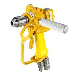 Stanley underwater drill hydraulic