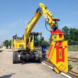rail cutter shear