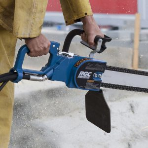 c100 rgc concrete saw