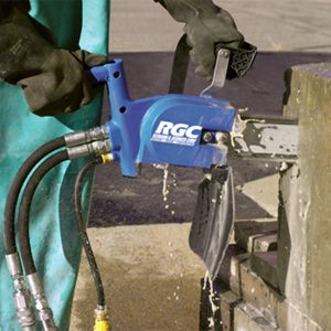 RGC Concrete Cutter Chainsaw