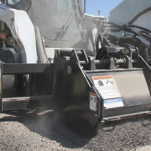 skid steer cold planer